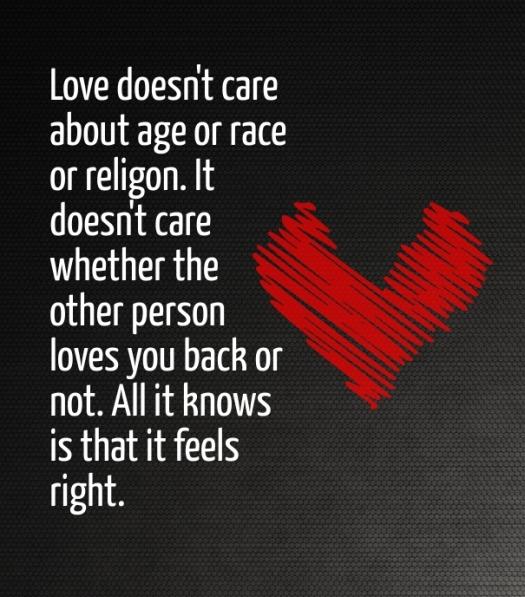 LOVE FEELS GOOD
